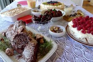 Our delicious desserts!