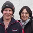Club official - Ian & Karen Bradshaw - Western Victoria Chapter Captains